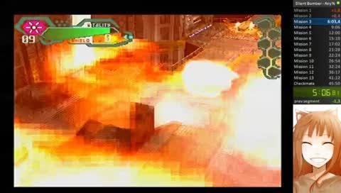 Silent Bomber - Any% Speedrun - 45:33