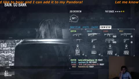 Bain: Go Bank (Non-Pro Job) on Very Hard Difficulty