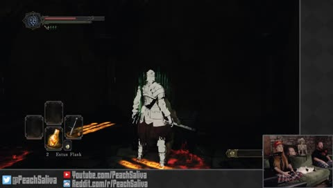 Ruby Weapon Hour - Dark Souls 2 - Scholar of the First Sin!