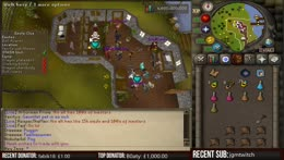 200m ALL TODAY