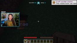 minecraft with friends!!!!!!!!!!