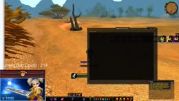 Tribe <APES> Goodbye stress test :( Yes we're playing on Golemagg :D