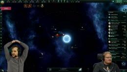 Armchair Admirals w/ Lewis, Duncan, Rythian, Monkfish & Daltos! - Stellaris! Part 2