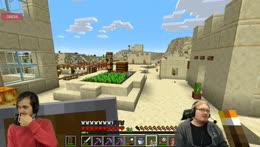 Hardcore Vanilla Minecraft w/ Lewis & Duncan! - Minecraft!