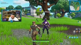 Fortnite w/ Ali-A - Join to be in a video!