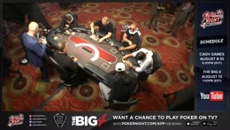 2019 BIG 4 MAIN EVENT $5K | Seminole Hard Rock, Hollywood FL | Poker Night in America