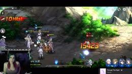 Celestias07 - Admiring the Power   of the Shadow Knight Epic