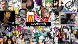 2 - Losing Touch With Reality - WeebWeekends Anime Podcast
