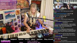 Lara plays Metallica's Fade to Black after one listen
