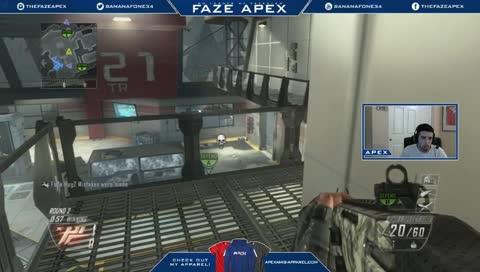 FaZe Apex Last Stream On Twitch EVER