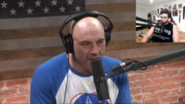 Hasan insulting Joe rogan and Dan crenshaw on politicians who served in war.