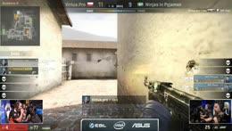 Virtus.pro vs. NiP Gaming - Grand Final Map 2 - EMS One Katowice 2014