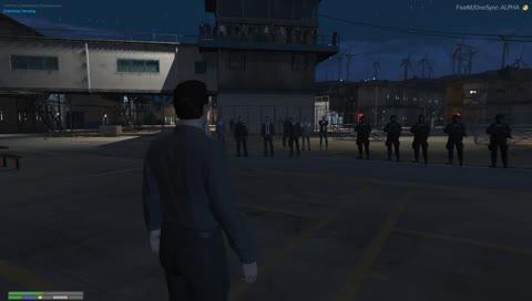 Cops execute David