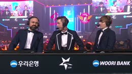 GRF vs. SKT | Finals | LCK Summer Playoffs | GRIFFIN vs. SK telecom T1 (2019)