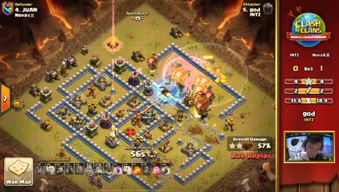 Top Clash of Clans Clips