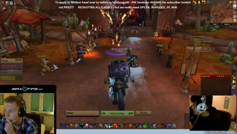 Holypalaswe got busted cheating in WoW