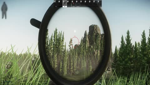 580 meter kill with an MP5 (Sniper scav)