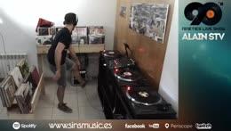 Nineties Live Show - Alain STV - Comienzo temporada (04 septiembre 2019)