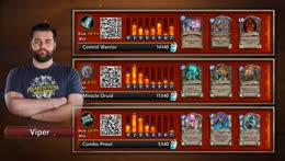 Hearthstone Grandmasters Europe Season 2 - Week 3 Day 3