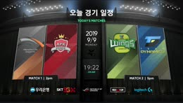 DWG vs. KZ   Final   LCK Regional Qualifier   DAMWON Gaming vs. KING-ZONE DragonX (2019)
