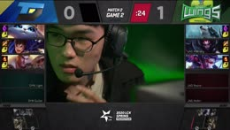 DWG vs. KZ | Final | LCK Regional Qualifier | DAMWON Gaming vs. KING-ZONE DragonX (2019)