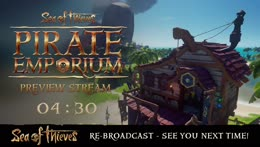 Sea of Thieves Weekly Stream - The Shores of Gold