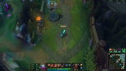Duo with the thresh ape