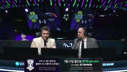 JAG vs. HLE | Day 3 | LCK Spring Promotion | Jin Air Greenwings vs. Hanwha Life Esports (2020)