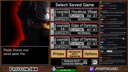 Game Clearing: Ninja Gaiden: Dragon Sword Part 2