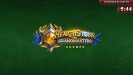 Hearthstone Grandmasters Europe Season 2 - Week 4 Day 1