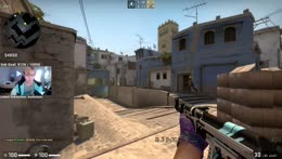 CS:GO BUT EVERYTHING'S PURPLE LIKE PRIME SUBS