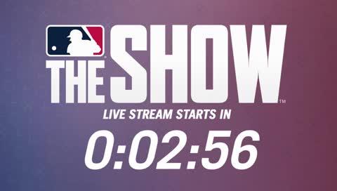 MLB The Show 19 Livestream