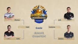 Hearthstone Grandmasters Europe Season 2 - Playoffs Day 3