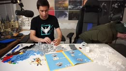 Lego Tower Bridge Build - !charm !prime