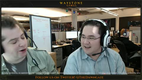 WaystoneGames - Community Catch-Up - 9/18/13 - Zalgus Reveal