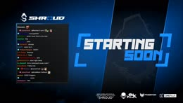 2v2 tourney with just9n! WATCH ME SUCK!! |  Follow @shroud on socials |