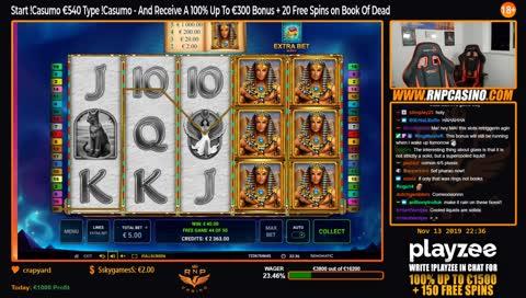 Big Win on Pharaoh's Ring