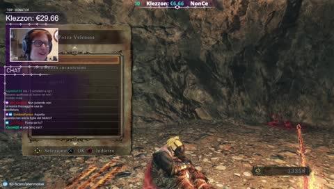 E LA PETA CHE FA? - Dark Souls II: Scholar of the First Sin