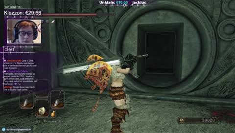 SAREMO DEGNI DELLA PALUDE? - Dark Souls II: Scholar of the First Sin