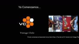 MTG VINTAGE CHILE - Vintage Palace XVI
