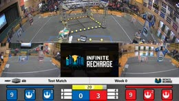 FIRST Robotics Competition Week 0 - Live from Nashua, NH!