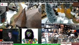 "24-Hour Greyhawk Mega Stream Charity Event: ""Return of the Falcon"", Finale!!!"
