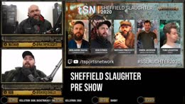 Sheffield  2020 Preview Show