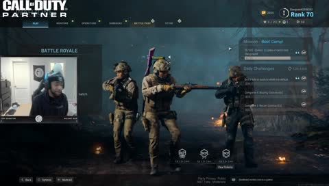Daequan - Call of Duty: Warzone - !COD - #COD_Partner