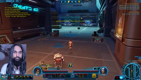CouchTeamGaming - New Player - Day 5 (Star Wars: The Old Republic)
