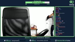 Talking with xQc RESETTING ROUTER | !mha !guest