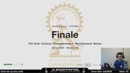 [FR] FIAGTC Manufacturer Series 2020 - Rd. #10 - Fin de la saison et Rang A+ en approche !