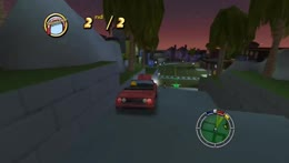 RERUN - Simpsons Hit and Run