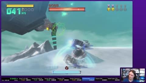 Star Fox Zero - 100% Speedrun