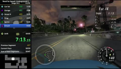 Need for Speed Underground 2 Game Trending All CS | Twitch Clips